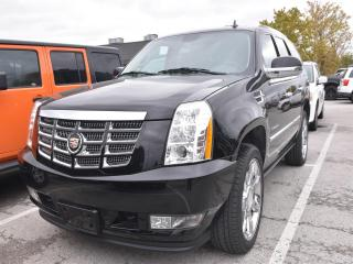 Used 2008 Cadillac Escalade NAVIGATION/LEATHER/SUNROOF !!! for sale in Concord, ON