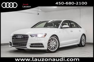 Used 2017 Audi A6 3.0t Progressiv S for sale in Laval, QC