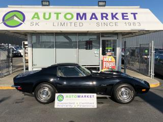 Used 1973 Chevrolet Corvette BEAUTIFUL STINGRAY!! for sale in Langley, BC