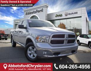Used 2018 RAM 1500 SLT *ACCIDENT FREE* for sale in Abbotsford, BC