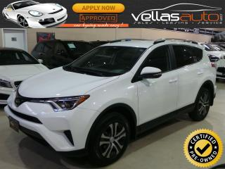 Used 2017 Toyota RAV4 LE  AWD  BLUETOOTH  HEATED SEATS  R/CAMERA for sale in Vaughan, ON