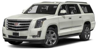 New 2019 Cadillac Escalade ESV Premium Luxury for sale in Bolton, ON