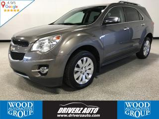 Used 2012 Chevrolet Equinox 2LT ONE OWNER, AWD, LEATHER HEATED SEATS, SUNROOF for sale in Calgary, AB