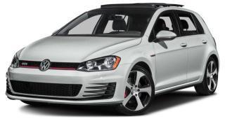 New 2015 Volkswagen Golf GTI 5-Door Performance for sale in Surrey, BC