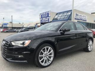 Used 2015 Audi A3 2.0 TDI Progressiv HEATED SEATS|ALLOYS|CERTIFIED for sale in Concord, ON