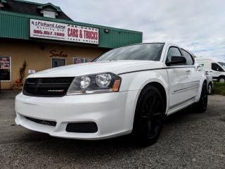 Used 2014 Dodge Avenger CERTIFIED!!!!!! for sale in Bolton, ON