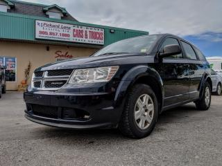 Used 2011 Dodge Journey Canada Value Package for sale in Bolton, ON