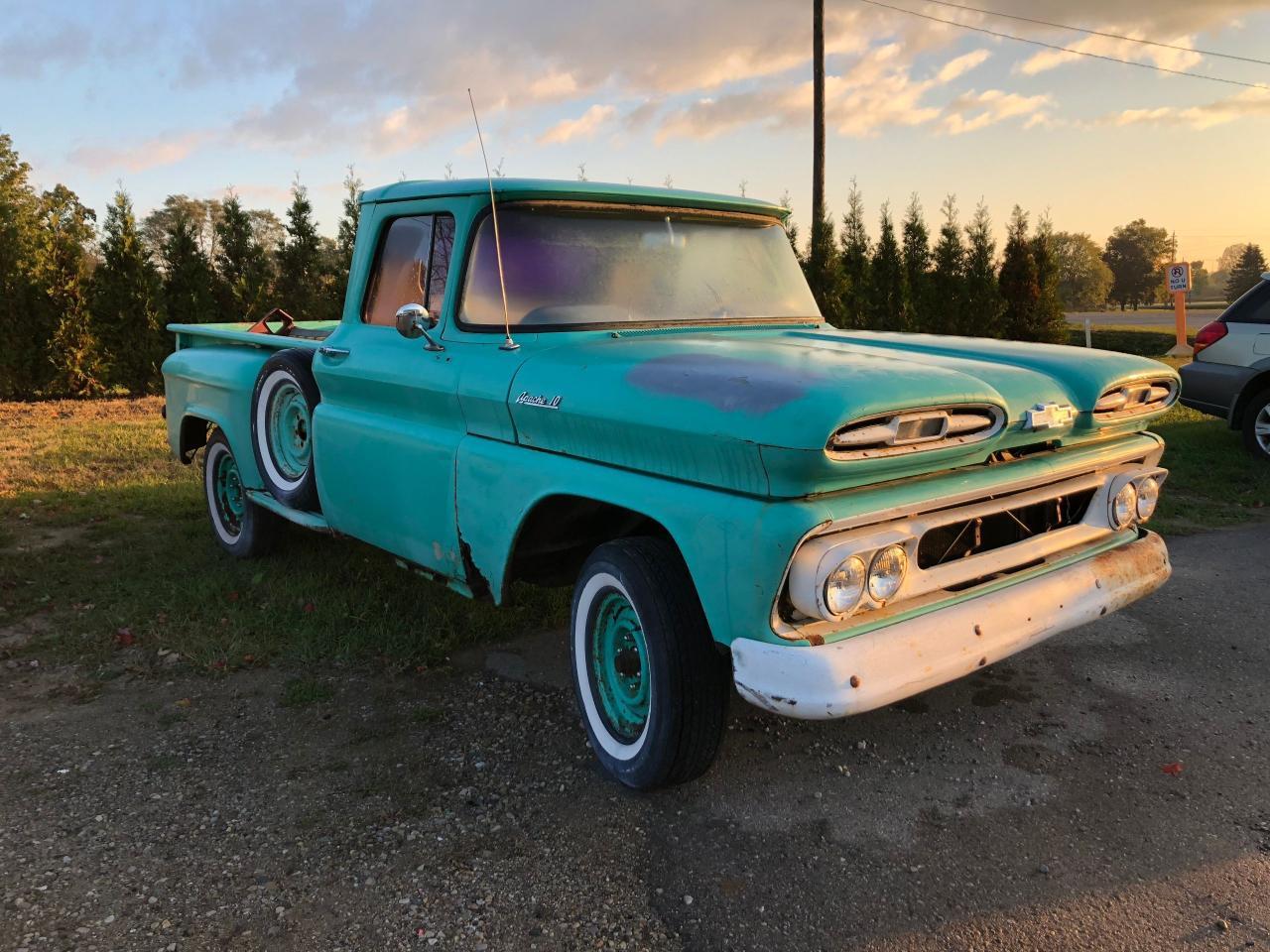 1961 GMC Truck Apache 10