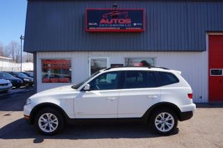 Used 2010 BMW X3 xDrive for sale in Lévis, QC