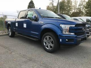 Used 2018 Ford F-150 LARIAT SuperCrew V8 5L 502A Mags 20 pouc for sale in St-Eustache, QC
