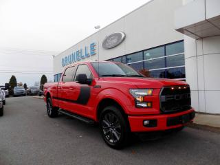 Used 2016 Ford F-150 XLT SPORT GPS, pneus neuf for sale in St-Eustache, QC