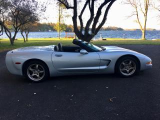 Used 2001 Chevrolet Corvette With only 18500 km for sale in Perth, ON