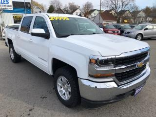 Used 2016 Chevrolet Silverado 1500 LT, Crew Cab, 4 Wheel Drive for sale in St Catharines, ON