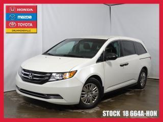 Used 2014 Honda Odyssey Lx+gar. Prol. Global for sale in Drummondville, QC