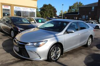 Used 2017 Toyota Camry SE Leather Alloy Heated Seats for sale in Brampton, ON
