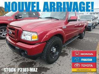 Used 2010 Ford Ranger Sport V6 for sale in Drummondville, QC