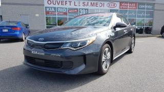 Used 2017 Kia Optima EX Premium for sale in St-Hyacinthe, QC