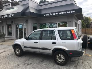 Used 1999 Honda CR-V LX for sale in Mississauga, ON