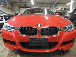Used 2014 BMW 335i xDrive, M PACKAGE, NAVI, BACK UP CAMERA for sale in Mississauga, ON