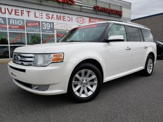 Used 2012 Ford Flex SEL for sale in St-Hyacinthe, QC