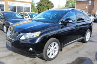 Used 2011 Lexus RX 350 Touring for sale in Brampton, ON