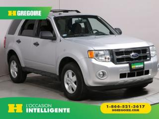 Used 2012 Ford Escape XLT A/C GT MAGS for sale in St-Léonard, QC