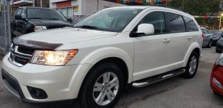 Used 2012 Dodge Journey 7 Seats/Back-Up Cam/EXCELLENT CONDITION !!!! for sale in Scarborough, ON