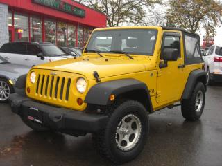 Used 2008 Jeep Wrangler X for sale in London, ON