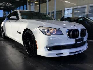 Used 2012 BMW 7 Series ALPINA B7, NAVI, SUNROOF, HEATED SEATS for sale in Edmonton, AB