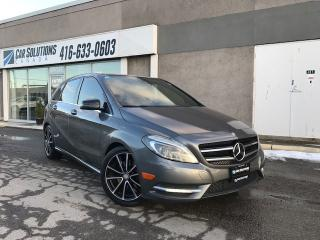 Used 2013 Mercedes-Benz B-Class SOLD for sale in Toronto, ON