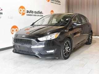 Used 2015 Ford Focus ONE OWNER! SE Auto - Backup Camera for sale in Edmonton, AB