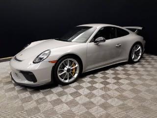 Used 2018 Porsche 911 GT3 | CPO | Ext. Warranty | PCCB | Carbon Seats | Manual for sale in Edmonton, AB