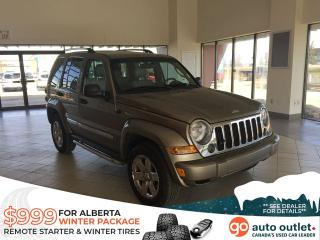 Used 2006 Jeep Liberty LIMI for sale in Red Deer, AB