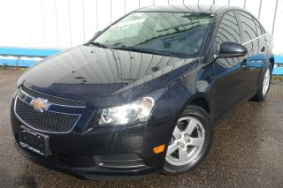 Used 2014 Chevrolet Cruze LT *LEATHER-HEATED SEATS* for sale in Kitchener, ON