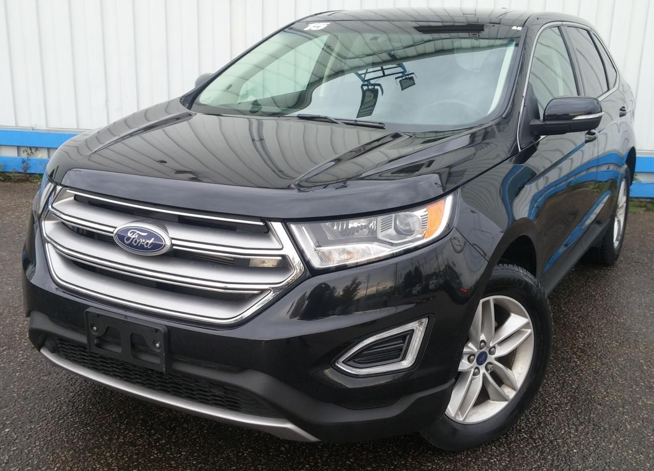 2015 Ford Edge SEL AWD *LEATHER-SUNROOF*