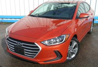 Used 2017 Hyundai Elantra GLS *SUNROOF-HEATED SEATS* for sale in Kitchener, ON