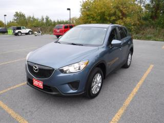Used 2015 Mazda CX-5 GX for sale in Cornwall, ON