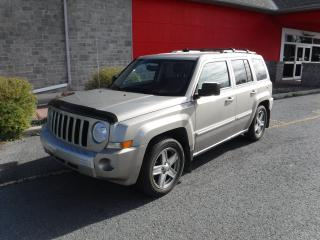 Used 2010 Jeep Patriot LIMITED for sale in Cornwall, ON