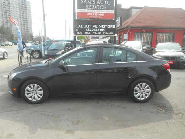 2011 Chevrolet Cruze LS/ CERTIFIED / PWR GROUP / CLEAN / READY TO GO /
