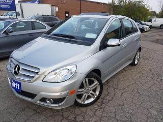 Used 2011 Mercedes-Benz B-Class B 200 for sale in Oakville, ON