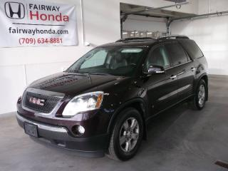 Used 2009 GMC Acadia SLT2 for sale in Halifax, NS