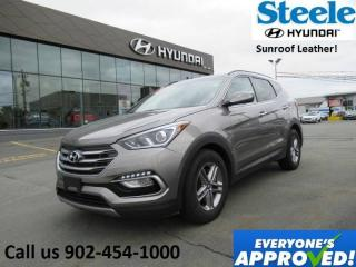 Used 2018 Hyundai Santa Fe SE Sunroof Leather Backup Camera Buyback Super Sale! for sale in Halifax, NS