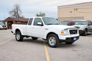 Used 2009 Ford Ranger 4x4 XLT for sale in Brampton, ON