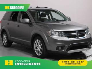 Used 2013 Dodge Journey CREW 7PASSAGERS TOIT for sale in St-Léonard, QC