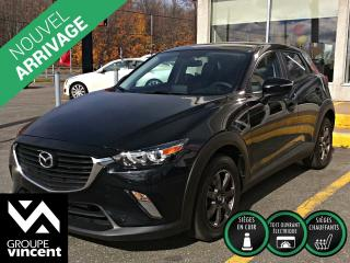Used 2016 Mazda CX-3 Gs Gar. 10 Ans for sale in Shawinigan, QC