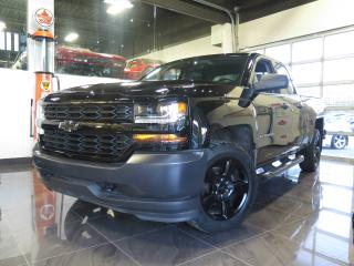 Used 2016 Chevrolet Silverado 1500 5.3L|V8|W/T|Double-Cab|4x4| for sale in Montréal, QC