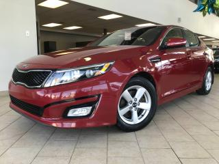 Used 2014 Kia Optima LX Mags Bluetooth Air climatisé for sale in Pointe-Aux-Trembles, QC