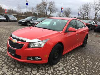 Used 2014 Chevrolet Cruze 2LT * Back UP Camera * Heated Seats * Leather * ON-STAR * Sunroof * for sale in London, ON