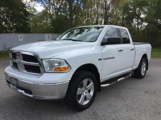 Used 2012 RAM 1500 SLT * 4WD * Navigation for sale in London, ON
