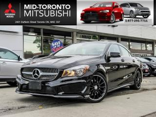 Used 2014 Mercedes-Benz CLA-Class CLA250 Leather|Panoramic Sunroof|Back Up Camera for sale in North York, ON